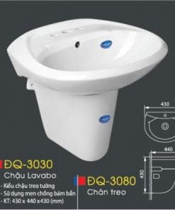Chậu-Lavabo-ĐQ-3030