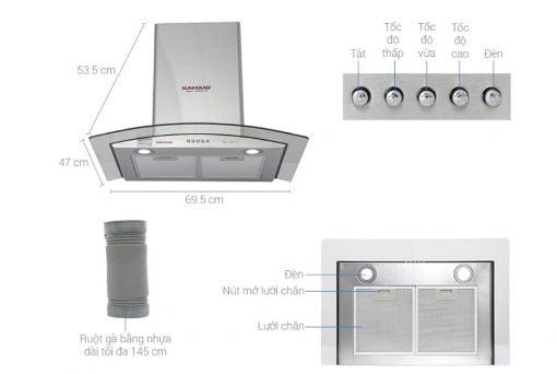 Máy-hút-mùi-kính-cong-Sunhouse-SHB6629-70C.