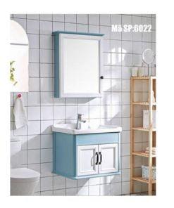 Tủ-chậu-LAVABO-G7-6022-trắng-xanh
