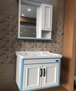 Tủ-chậu-LAVABO-G7-6320-trắng-xanh