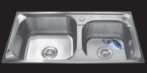 Chậu-rửa-bát-dập-2-hố-lệch-SH-8143304