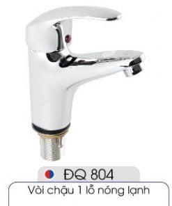 Vòi-1-lỗ-nóng-lạnh-đủ-bộ-xi-phông-014-ĐQ-804